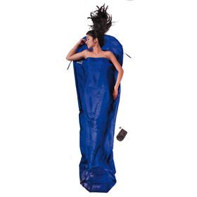 Cocoon MummyLiner Silke, blå